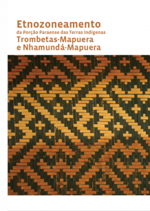 Etnozoneamento Trombetas-mapuera e Nhamunda-mapuera