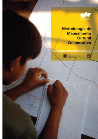 Metodologia de Mapeamento Cultural Colaborativo