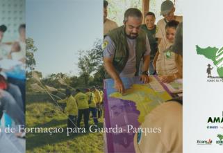 2º Curso de Formação de Guarda-Parques no estado do Amapá