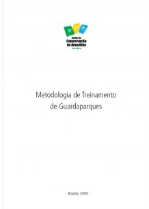 Metodologia de Treinamento de Guardaparques