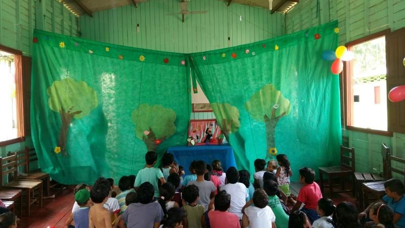 Ações dos guarda-parques movimentam a APA da Fazendinha, em Macapá