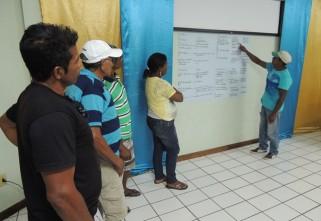 Programa Territórios Sustentáveis discute plano de trabalho com remanescentes quilombolas em Oriximiná (PA)