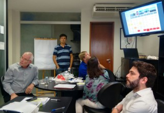 Gestores do Programa Territórios Sustentáveis reúnem-se para avaliar indicadores, em Brasília
