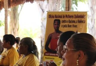 Ecam participa de Oficinas Nacionais de Mulheres Quilombolas contra o Racismo, a Violência e pelo Bem Viver