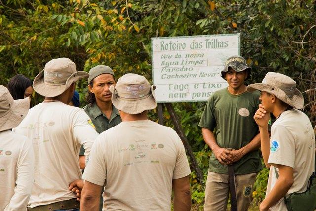 Estão abertas as inscrições para o 5º Curso de Formação de Guarda-Parques
