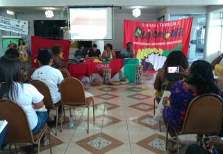 Quilombolas definem estratégias de lutas por seus direitos no 5º Encontro Nacional