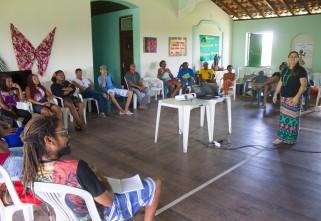 ECAM faz capacitações com quilombolas no Maranhão e começa trabalhos de Plano de Vida