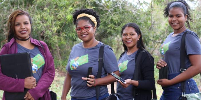 Jovens quilombolas de Rondônia são os mais novos capacitados para utilizarem as ferramentas da Google para conhecer seus territórios