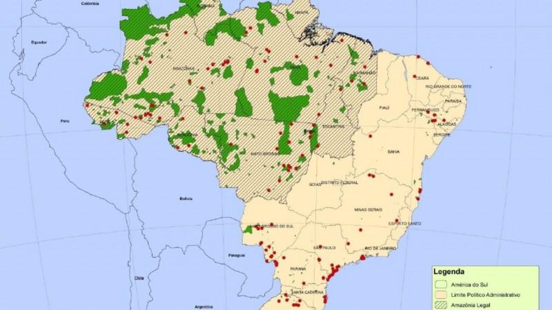 Mapeamento Cultural e Gestão Territorial de Terras Indígenas: O Uso dos Etnomapas