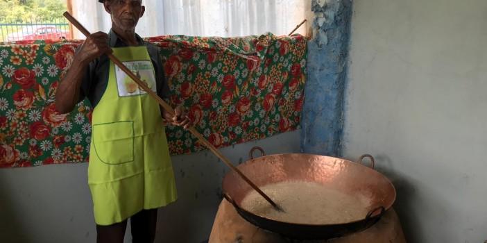 Festa do Marmelo reforça tradição do povo quilombola Mesquita