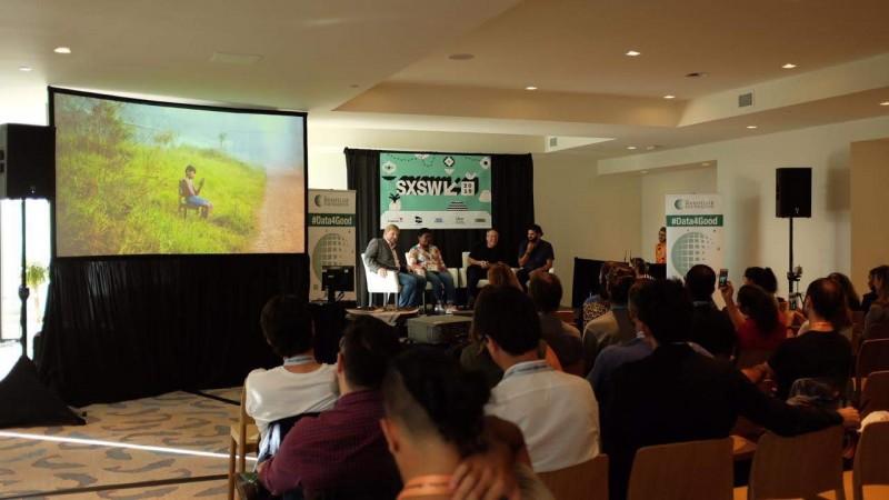 Quilombolas do Pará se apresentam no maior evento de inovação do mundo e representante é aplaudida de pé