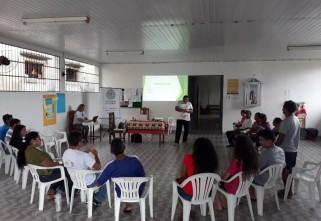 Associativismo e Cooperativismo foram tema de oficinas para organizações sociais em de Terra Santa, Faro e Oriximiná