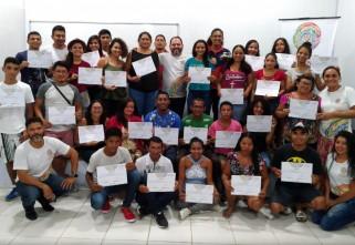 Oficina em Educomunicação aborda Fotografia em dispositivos móveis na calha Norte do Pará