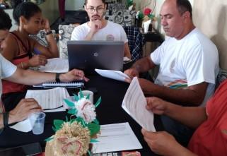 Associação Quilombola de Oriximiná inicia construção do Plano de Vida Institucional