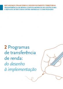 Programas de transferência de renda – do desenho à implementação