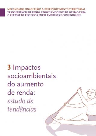 Impactos socioambientais do aumento de renda – estudo de tendências