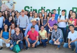Pecuaristas de Oriximiná participam de intercâmbio em Santarém