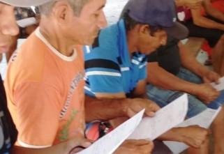 Associação em Terra Santa busca fortalecimento por meio de reestruturação organizacional