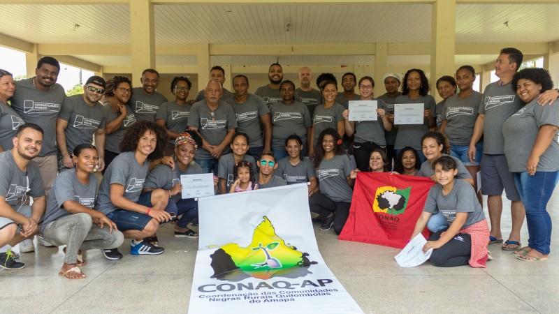 Capacitação em análise de dados socioeconômicos chega às comunidades quilombolas do Amapá