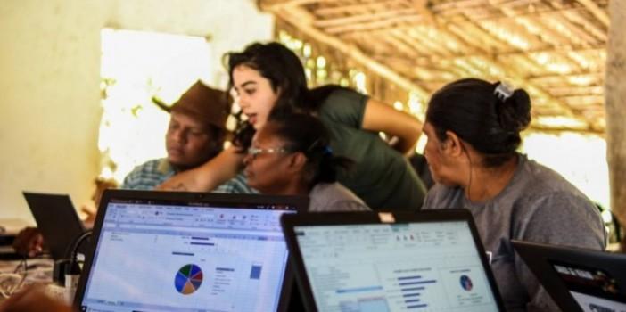 Brasileiras vão à sede do Google apresentar trabalho realizado com quilombolas