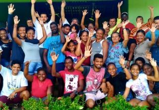 Quilombolas de Cachoeira Porteira realizam validação do seu Plano de Gestão Territorial