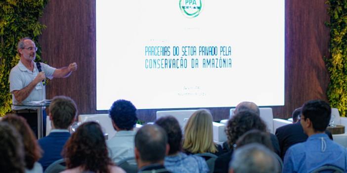 Em Belém, conservação da Amazônia é tema de seminário com foco em investimentos e parcerias do setor privado