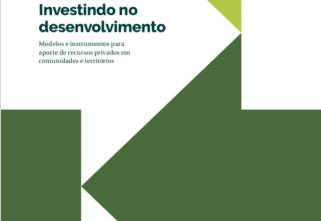 Investindo no desenvolvimento  –  Modelos e instrumentos para aporte de recursos privados em comunidades e territórios