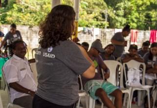 Coordenadora do Programa Compartilhando Mundos fala sobre encerramento da segunda fase