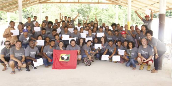 Estado do Pará recebe a última oficina do Programa 'Compartilhando Mundos'