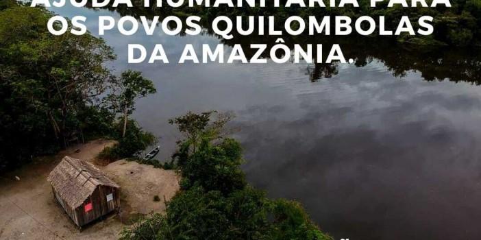 Quilombolas de Oriximiná se unem para vencer pandemia e manter as comunidades livres de contágio