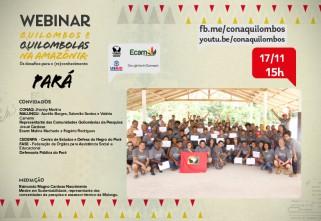 Pará é o próximo Estado a receber devolutiva de dados da pesquisa Quilombos e Quilombolas na Amazônia: os desafios para o (re) conhecimento