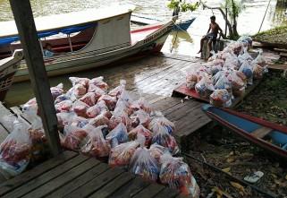 Malungu, Peabiru e ECAM lançam campanha virtual para doações a comunidades quilombolas do Pará