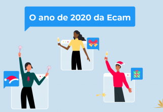 RELEMBRE O ANO 2020 DA ECAM