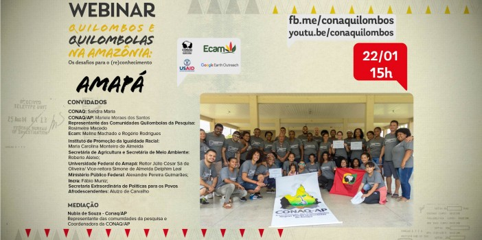 Amapá vai realizar mais uma etapa dos programas Povos Tradicionais e Novas Tecnologias & Compartilhando Mundos