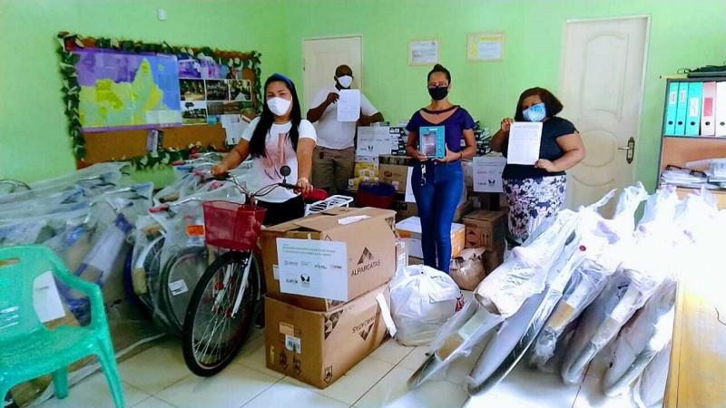 Comunidades quilombolas do Amapá recebem apoio da PPA Solidariedade para enfrentamento da Pandemia