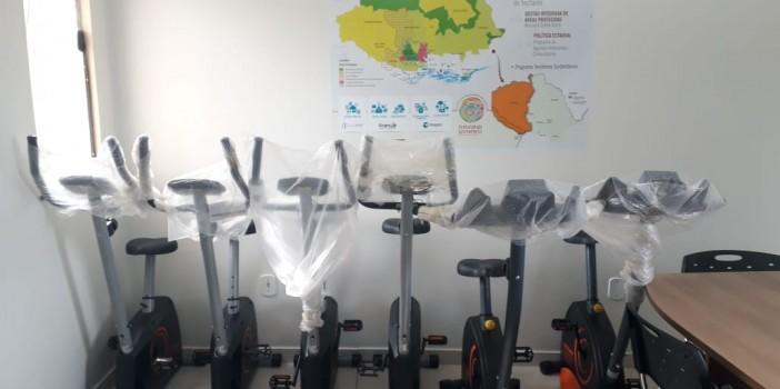PPA Solidariedade doa equipamentos para enfrentamento às sequelas da Covid-19 na região metropolitana de Santarém
